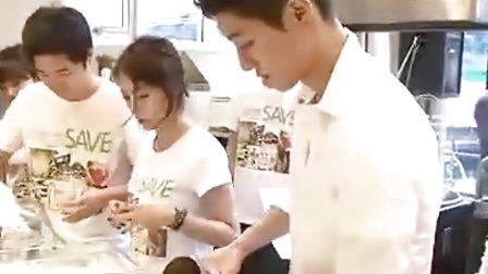 20110627 Hyun Joong at Hang Ten Save the Earth