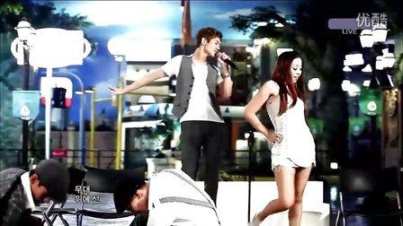 20110716 Music Core Kiss Kiss