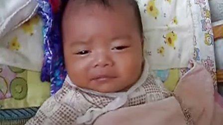 【一个多月大】6-30宝宝,我好困啊