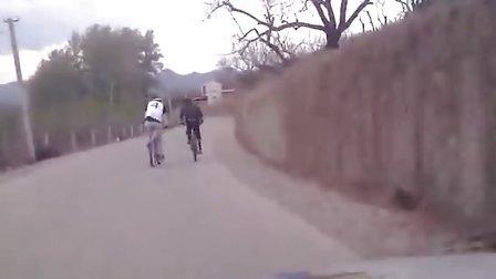 极速空间 平谷山地车视频19