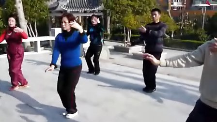 温州洞头县武术协会太极拳三十八式