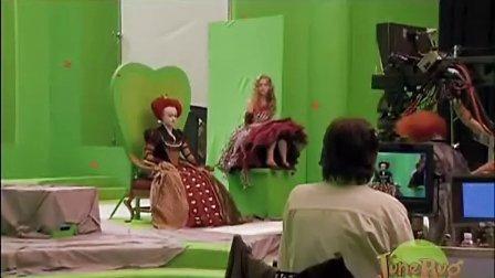 Alice In Wonderland-幕后制作花絮