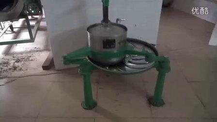 有机茶(宝坛香茶)加工(揉捻生产车间)