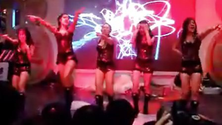 北京ClV.C.GIRL舞蹈组合热舞(游戏人物)