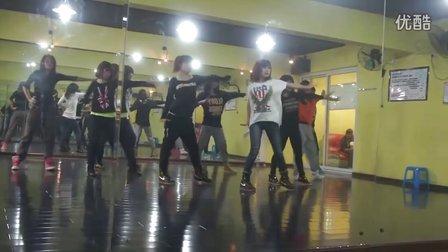 重庆街舞培训(TK)TOPKING舞蹈传媒爵士舞教学视频sweet dreams