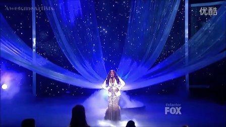 Melanie Amaro - Listen - X Factor USA (Finals)