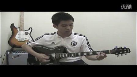 深圳十四岁吉他手英式摇滚<Gotta Lotta Rosa>