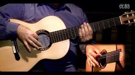 Jose Manuel Montoya的弗拉门戈吉他教学-solea课