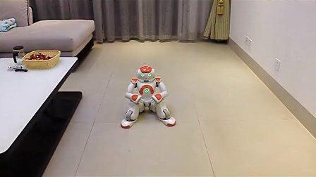 NAO机器人测试