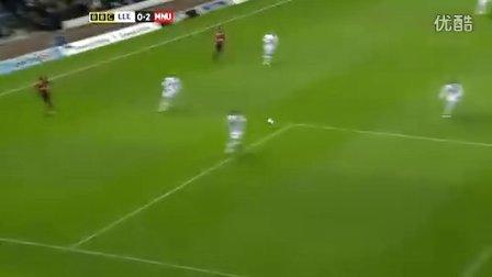 11-12 英格兰联赛杯第3轮 利兹联VS曼联 BBC精华
