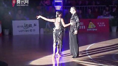 巨星表演维斯科沃安德拉伦巴(2013CBDF锦标赛)