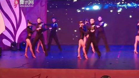 艺术表演舞群舞《星美》(2013中顺洁柔CBDF锦标赛)