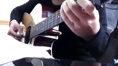 吉他弹唱《外面的世界》陈蓓蓓_uku懒懒