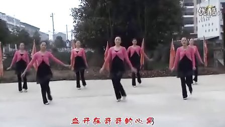 广场舞 纳西情歌