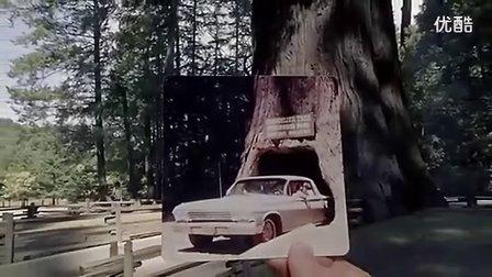 雪佛兰汽车百年纪念广告