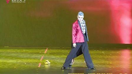 双人拉丁舞《我想和你慢慢变老》(2013中顺洁柔CBDF锦标赛)