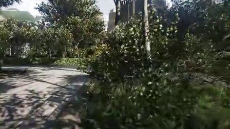 区域景观,建筑虚拟漫游。