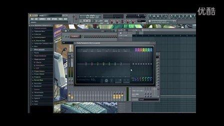 如何正确混合初音Vocaloid在FL里(2)编曲教程 FL教程 QQ358581529
