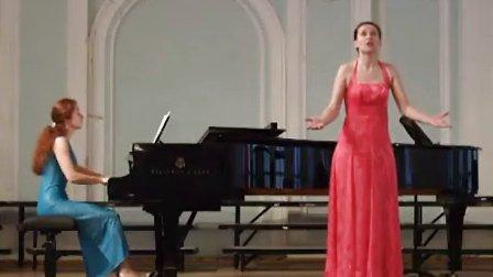 Barsukova 亨德尔 清唱剧《弥赛亚》- 欢乐吧!噢!锡安之女 Rejoice greatly