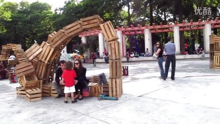 Bellastock Mexique con el estudio INhabitable
