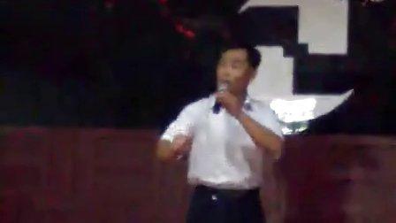 第一届聊城戏迷交流会 张民老师演唱 豫剧访帅出征 标清