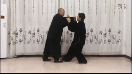 永年李占英老师太极双推手教学