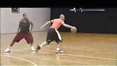 艾弗森式5种篮球过人教学