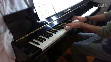 YUI cover Good-bye days piano vocal HollowRiku