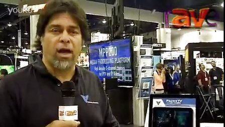 InfoComm2012_ Visionary Solutions Shows Off Packet TV