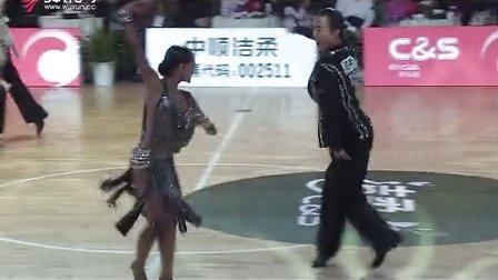 【VIP】职业组拉丁舞决赛王子龙杨黎恰恰