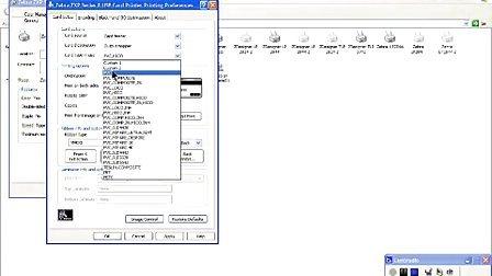 ZXP Series 8 Printer 证卡打印机 - Driver Setting Recap  Final