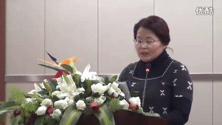 唐山27中校长王贵珍在局中考表彰会上的讲话