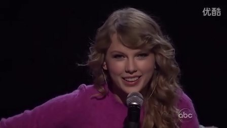 Taylor Swift - Ours (2011 奖颁奖典礼)