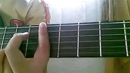 YUI cover U-niform guitar HimeUtamiPutri