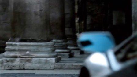 兰博基尼Aventador罗马巡游【高清】