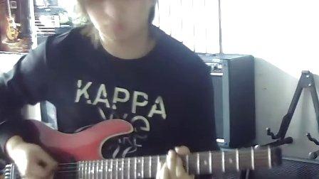马涛吉他《岁月无声》