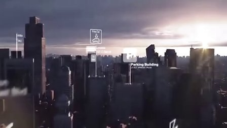 BMW i3 i8 最新动画 完全超越BMW VED