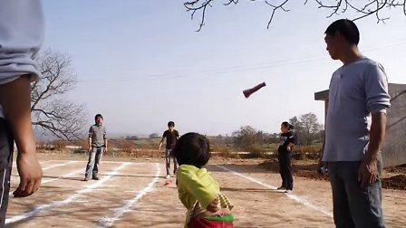 2009年胡家窑小学校运动会