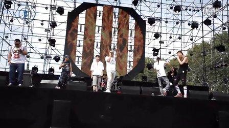 中国沽源音乐节 minute组合《MONGOL》