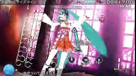 PSP初音未来 世界第一的公主殿下 巫女装