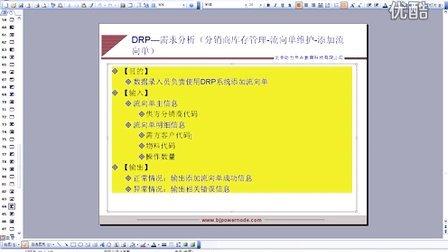 009_动力节点_Java项目视频__分销库存部分之流向单业务介绍