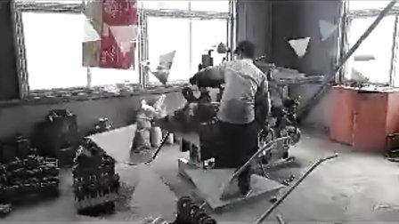 江西省恒诚选矿设备有限公司选矿设备制造车间视频