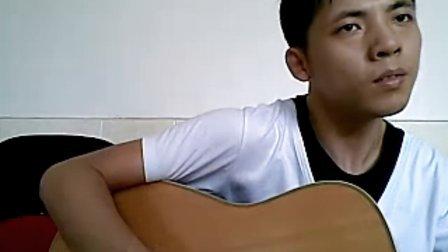 初学者吉他弹唱《你知道我在等你吗》二
