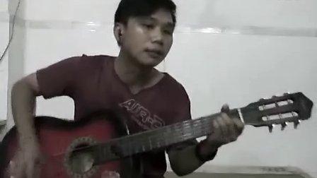 姑娘 吉它弹唱