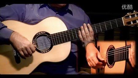 Jose Manuel Montoya的弗拉门戈吉他教学-tientos课