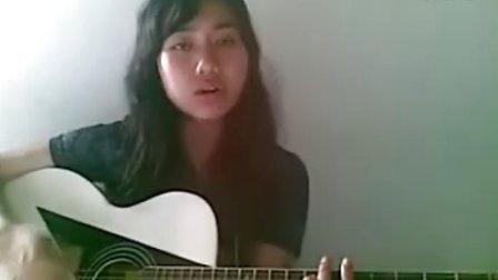 YUI cover How crazy guitar HimeUtamiPutri