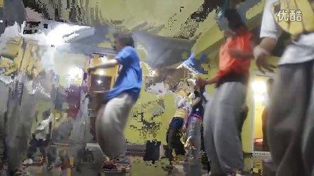 广州touch team JC俊在重庆TopKing街舞工作室HipHop课程