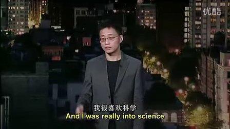 黃西 2011.09.01再上Letterman秀单口相声