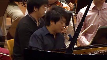 普罗科菲耶夫 第三钢琴协奏曲  西蒙拉特 爵士指挥  郎朗 钢琴