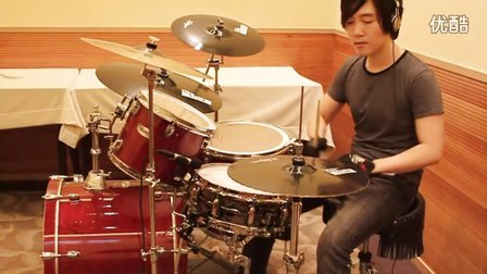 YUI cover Rolling star drum
